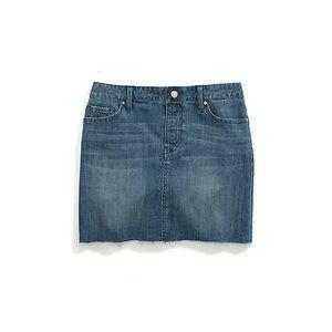 Tommy Adaptive Denim Skirt